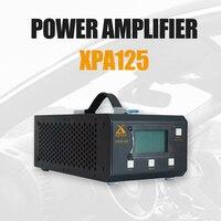 Xiegu XPA125 HF Jamón Radio de Dos Vías Walkie Talkie Amplificador De Energía 125 W QRP 39dB ALC LC Sintonizador de Antena LPF banda ATU PA función