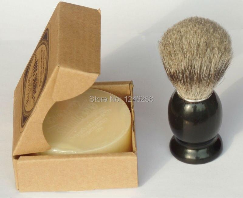 shaving brush saop