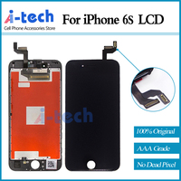 Grade AAA 10PCS LOT For IPhone 6S LCD 100 Original Screen Replacement No Dead Pixel Display