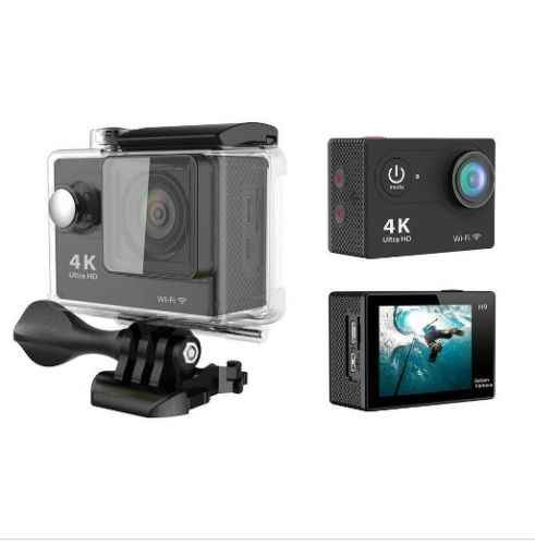 4K Full HD 1080P Cam Sport Action Mini Wifi Camera Diving Outdoor Waterproof  Video Sound Audio Recorder for iPhone Android