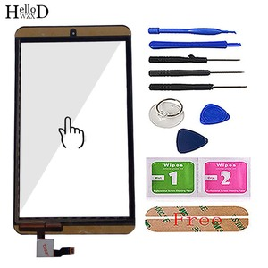 Image 3 - 8 Touch Digitizer For Alcatel One Touch POP 8 P320X P320 Touch Screen Touch Panel Lens Sensor TouchScreen Tools 3m Glue Wipes