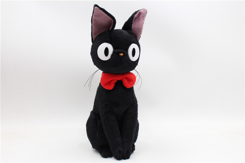 2018 New Japan Studio Ghibli Kikis Delivery Service jiji Cat 30cm Plush Doll Toy2018 New Japan Studio Ghibli Kikis Delivery Service jiji Cat 30cm Plush Doll Toy