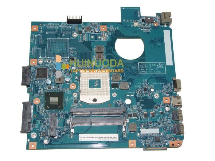 NOKOTION MBV4201001 MB.V4201.001 48.4IQ01.041 Main board For Acer aspire 4750 laptop Motherboard HM65 DDR3 mbrr706001 mb rr706 001 laptop motherboard fit for acer aspire 5749 series da0zrlmb6d0 c0 hm65