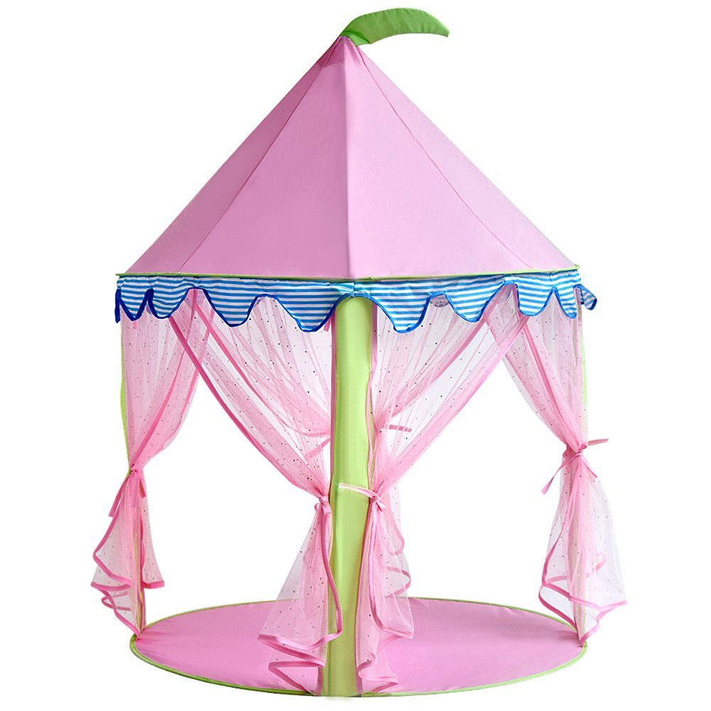 DalosdreamPrincess Castle TentSonyabecca Tent for Girls Pop up Tent Pink-in Toy Tents from Toys u0026 Hobbies on Aliexpress.com | Alibaba Group  sc 1 st  AliExpress.com & DalosdreamPrincess Castle TentSonyabecca Tent for Girls Pop up ...