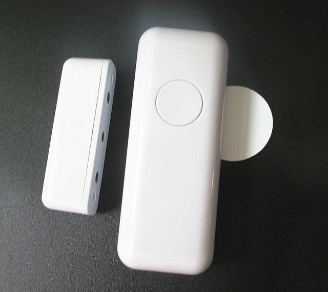 Wireless WIFI GSM Alarm System Home security 433MHz GSM IOS Alarm wireless window door alarm sensor/siren/PIR Detector SIM