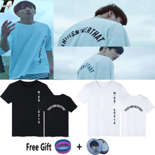 LUCKYFRIDAYF BTS Design Short Sleeve T-shirt Women Funny Black O-Neck Casual Woman Tshirt Top Summer Bangtan Boys Kpop Tee Top