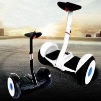 10 Pollice Hoverboard 2 Ruote Scooter Elettrico di Skateboard Elettrico Electrico Smart Scooter App Two Wheel Auto Bilanciamento Scooter