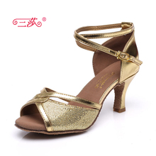 Sasha direct selling professional High Quality Salsa Tango Ballroom Latin Dance Shoes women 316