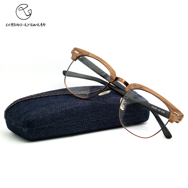 2016 Brand Design Eyewear Frames eye glasses frames for Women Men Male Eyeglasses  Ladies Eyeglass  Plain spectacle frame CS8816