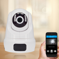 CTVMAN Wifi Camera Mini IP Cameras 1080 Dome Wi Fi Security Wireless With SD Card Slot
