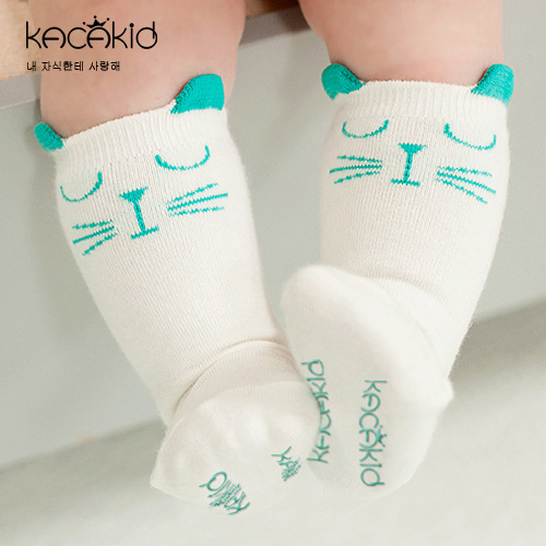 New Arrival Cotton Baby Socks Newborn Warm Short Socks Infant Socks