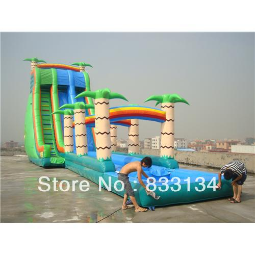 Inflatable Water Slide With Price: Inflatable Water Slide For Sale, Swimming Pool, Pool