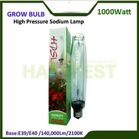 140000lm E39/E40 1000W Prolonged Lamp Life High Performance Super HPS Lamp Plant Growth Light Bulb Indoor Garden Light
