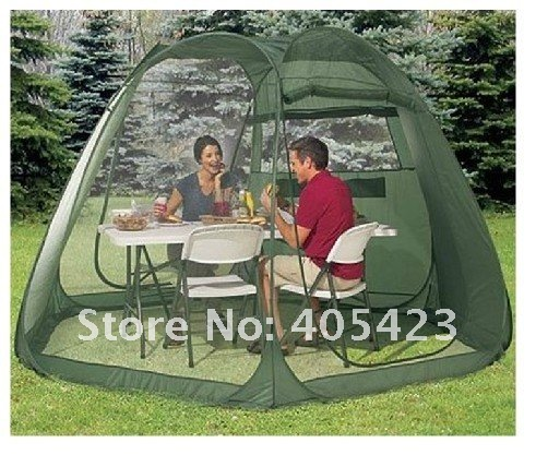 Free shipping Pop-Up camping instant automatic beach Large space 5-10 person shade Anti mosquito tent Outdoor leisure tents otomatik çadır