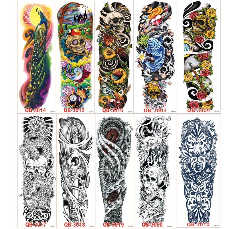 Bocetos Tatuajes Brazo tatuajes brazo completo full colors - sfb