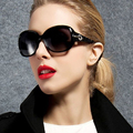 Senhoras do vintage óculos de Sol para As Mulheres Marca de Luxo Designer de Borboleta Padrão de Pontos Feminino Óculos De Sol Lunettes de Soleil Femme