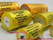 4PCS Original Danish JENSEN electrolytic capacitor 47UF/450V free shipping
