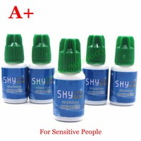 Free Shipping 5 Bottls A Eyelash Extension Glue No Irritation For Sensitive People Can Lasting 2