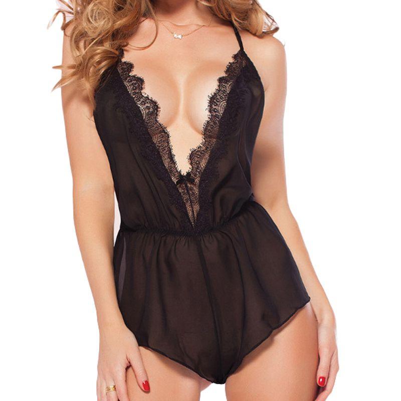 Newest 2019 Women Lace Open Bra Erotic Transparent Lingerie Sexy Costumes Underwear Sexy Lingerie белье женское эротическое S-XL
