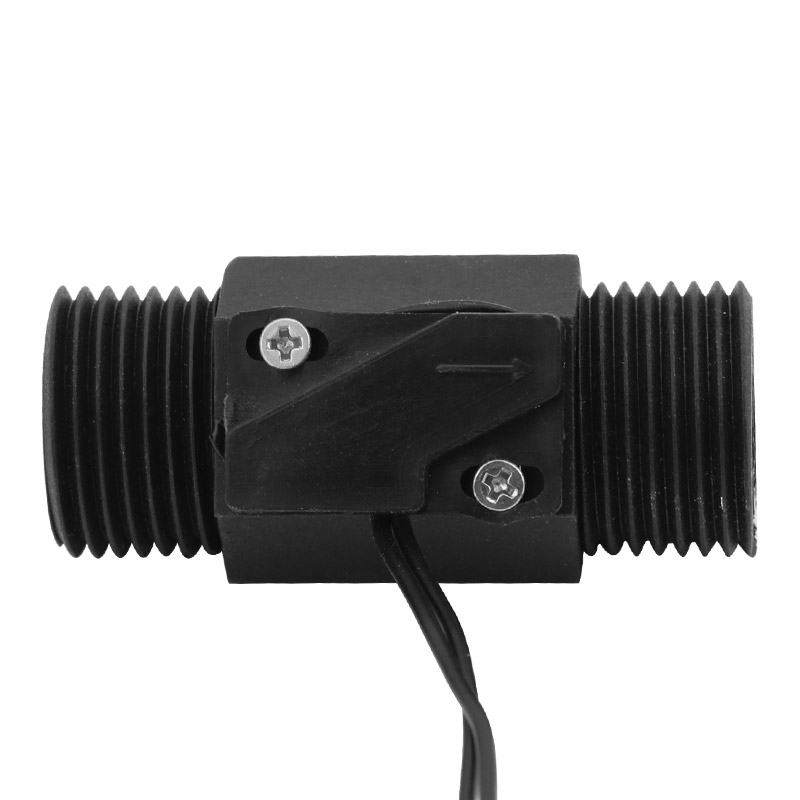 Magnetic Flow Sensor Switch for Laser Welding Cutting Automatic Pressure Resistant Liquid Water Level Sensor Pump Controller in Flow Sensors from Tools