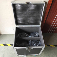 Flight case for stage lighting moving head light led par light led effect party light and accessories