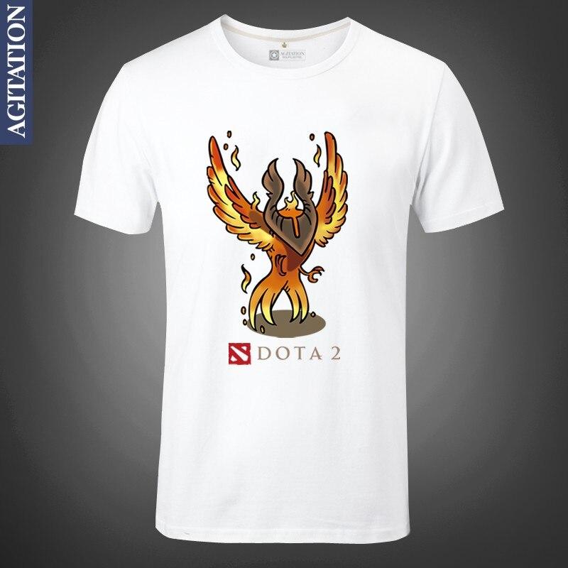 Phoenix icarus phx print original design dota2 dota 2 for Phoenix t shirt printing