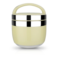 304 Stainless Steel Thermos Bento Lunch Box For Kids Food Insulation Storage Insulation Of Up To