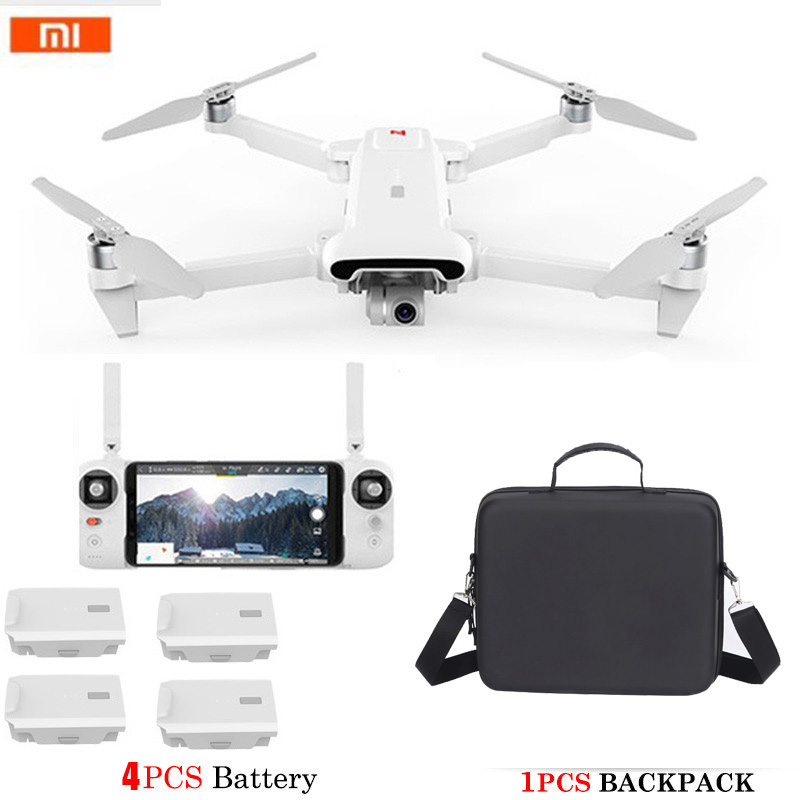 Xiaomi FIMI X8 SE 5KM FPV With 3-axis Gimbal 4K Camera GPS 33mins Flight Time RC Drone Quadcopter RTF(China)