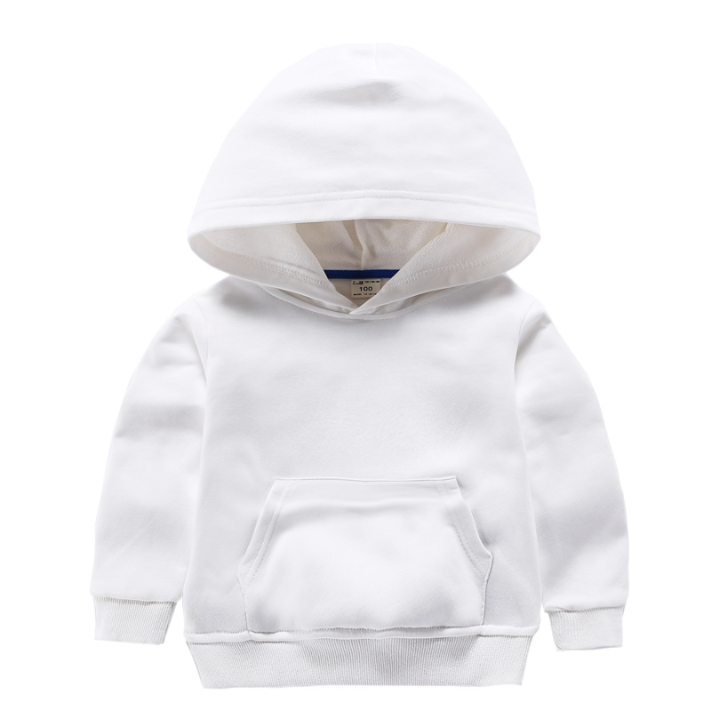 VIDMID Boys jackets for girls kids hooded coat T-shirt Baby Boys Clothes Long Sleeve sweater Children's clothing tops 7060 02 3