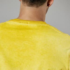 Image 5 - SIMWOOD 2020 yaz yeni t gömlek erkekler vintage % 100% pamuk moda mektubu baskı t shirt yüksek kalite üstleri marka giyim 190196