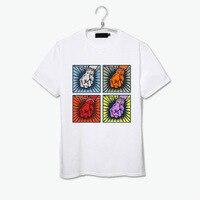 Classic Metal Rock Band Metallica Queen Vintage Fashion T Shirt Men Women Kids Size