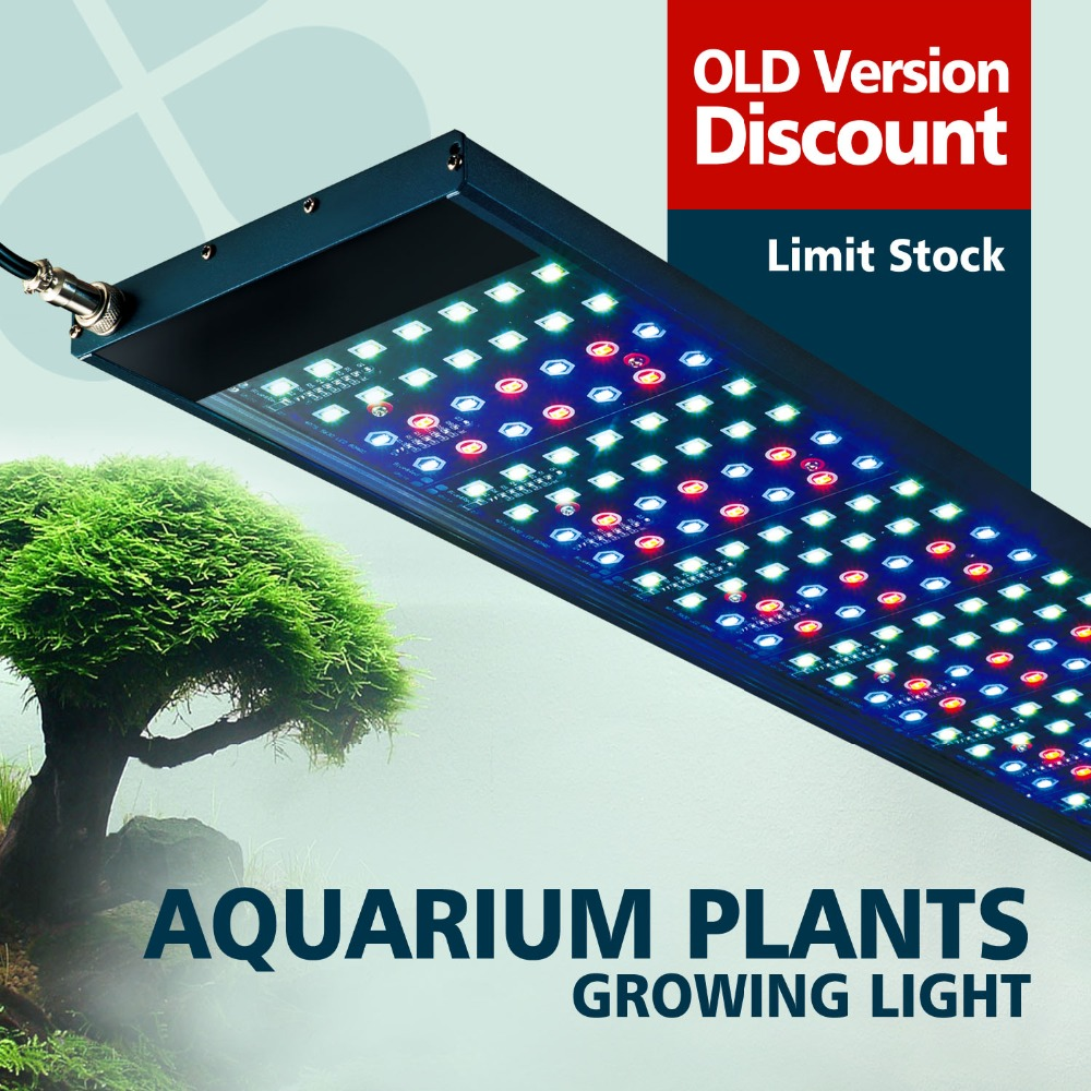 LICAH LDP Light Old Version for Fresh Water Plants Growing Discount limit stockLightings