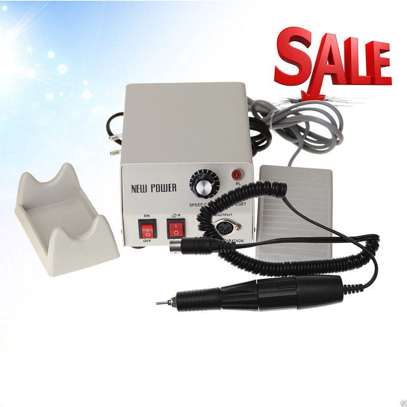 купить Marathon Dental Lab Polishing Micro Motor Machine N2 + 35K RPM Handpiece Unit US онлайн