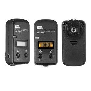 Image 3 - جهاز تحكم عن بعد بمؤقت لاسلكي من بيكسل TW 283 DC2 لـ Nikon Df D7300 D7200 D7100 D5500 D5300 D5200 D5100 D5600 D750 D610