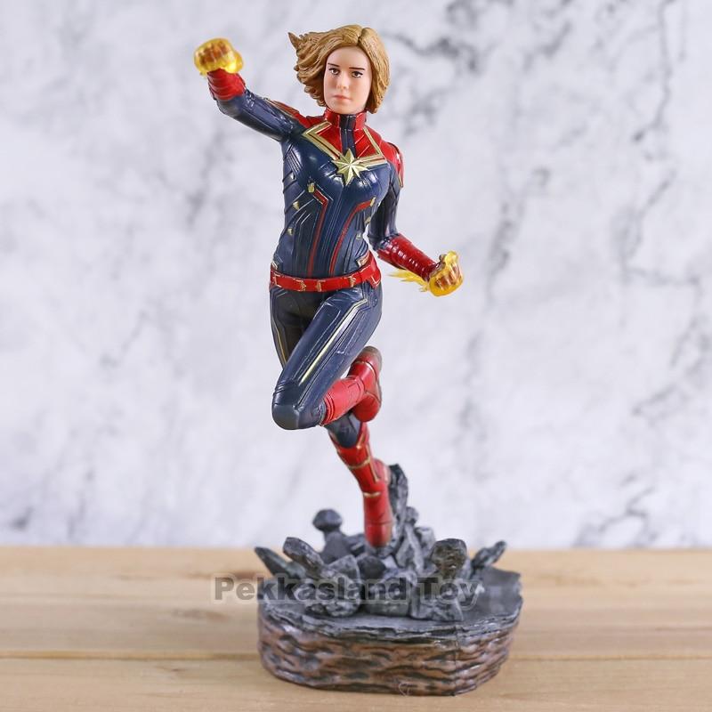 font-b-marvel-b-font-avengers-endgame-captain-font-b-marvel-b-font-carol-danvers-pvc-statue-figure-collectible-model-toy-brinquedos