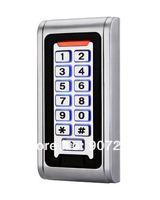 Wholesale 13 56MHz RFID IC Waterproof Metal Case Digital Door Entry Control Keypad