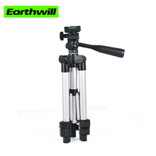 50cm MiNi Tripod/Lightweight Portable digital camera tripod three single micro mobile phone camera monopod camera tripod z09 convenient mini portable plastic tripod for camera orange