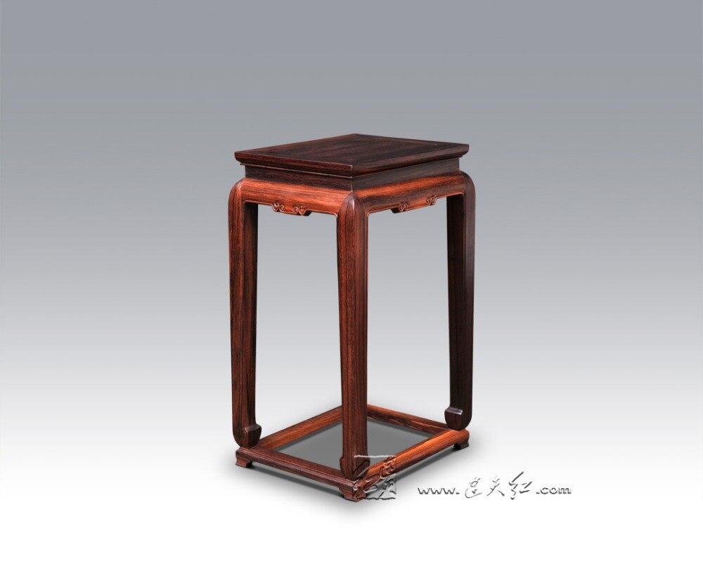 Азиатский палисандр MeeingTea Таблица маленьких детей обеденный стол спальня таблице Доступная роскошь автономное мебель коттедж