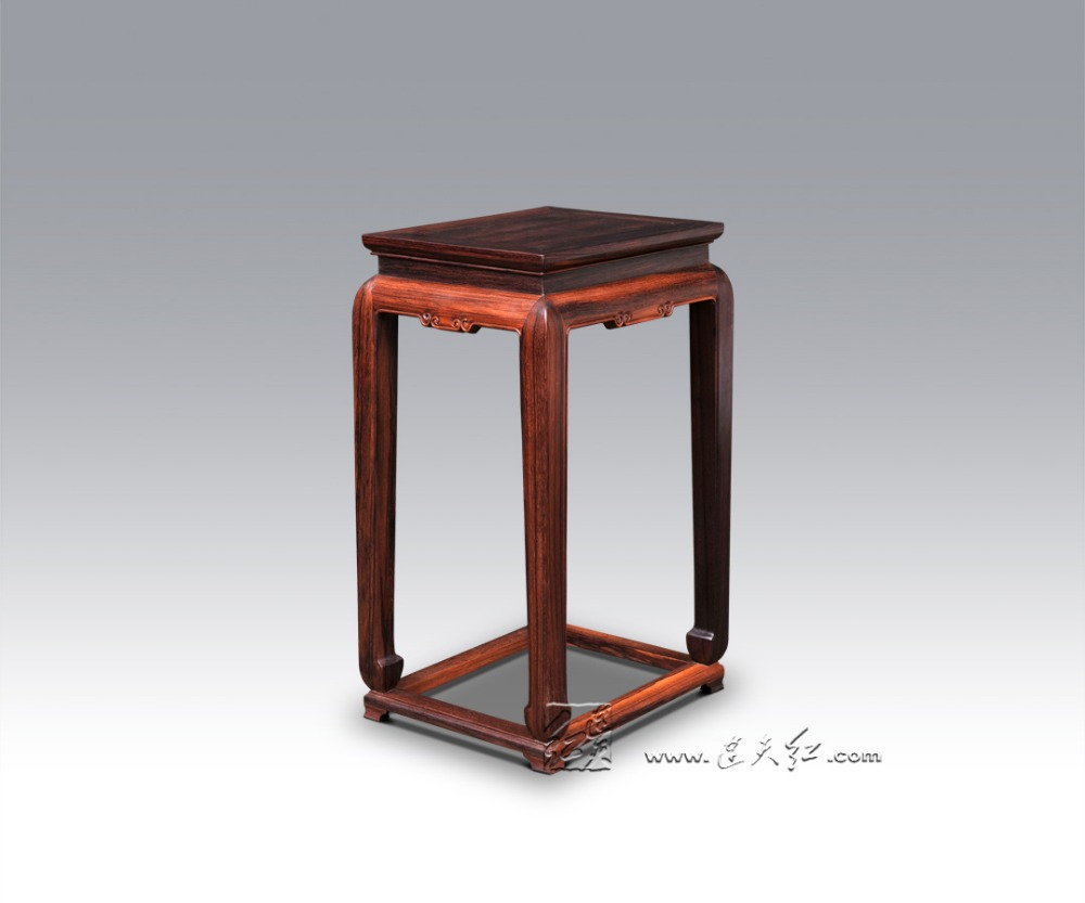 Asian Rosewood MeeingTea Table Small Chi