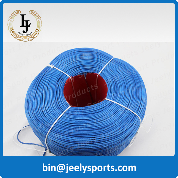 Free Shipping 1000M/Piece 1500LB 680KG uhmwpe Braid Paraglider winch Rope 2.5mm 12 strand
