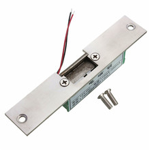 2018 New Arrival Stainless Door 12V Electric Strike Magnetic Lock For Access Control Power Locks Security Safely
