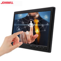 10.1 1920x1200 IPS HDMI VGA / AV USB Capacitive Touch Screen LED Monitor Industrial Computer PC Car Game