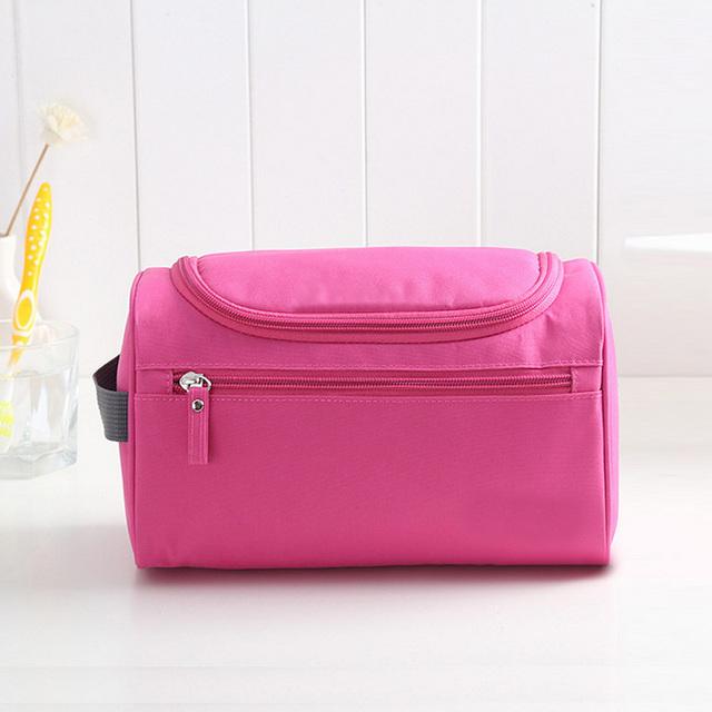 Waterproof Nylon Cosmetic Bag