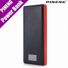 Original Pineng Banco de la Energía 20000 mAh Batería Externa Powerbank PN-969 5 V 2.1A de Salida Dual del USB para Los Teléfonos Android tabletas
