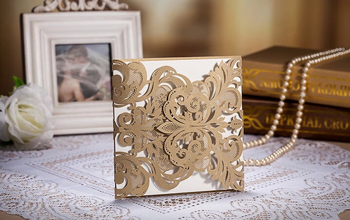 Lasr Cut font b Wedding b font font b Invitations b font Card Gold font b?resize=665%2C419&ssl=1 wedding card usa wedding invitation,Wedding Invitation Cards Usa