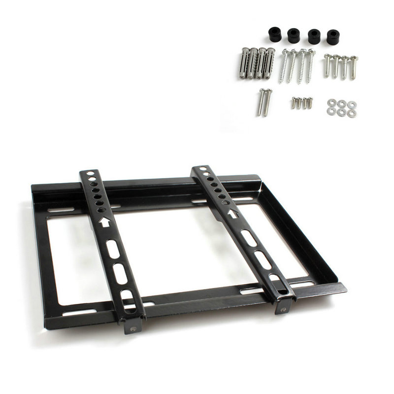 Top Quality TV Wall Mount Bracket for most 14~42 LED LCD Plasma Flat Panel TV Universal  ...