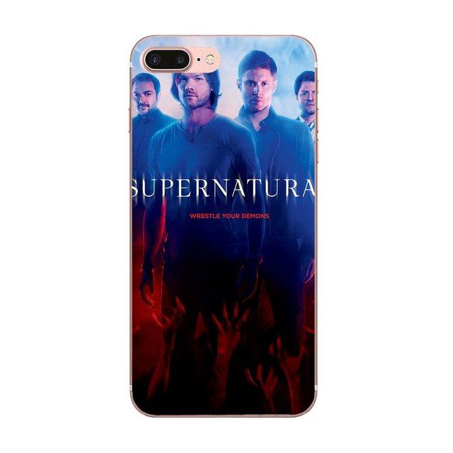 Série Tv populaire Supernatural Castiel Unique pour Xiao mi rouge mi Note 7 8 9 SE Pro Lite aller jouer