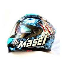 Masei 833 full face motorcycle helmet capacetes de motocross capacete shoei dirt bike arai helmet