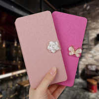 For Asus Zenfone 5 (5.0 inch) A500KL A501CG Case Luxury PU Leather Flip Cover Phone Cases protective Shell Capa Coque Bag