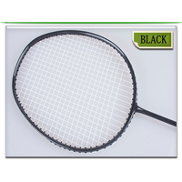 1PC 4U Light training Badminton Racket Windstorm Badminton Ball Control Racquet With Woven Carbon Cloth Strings